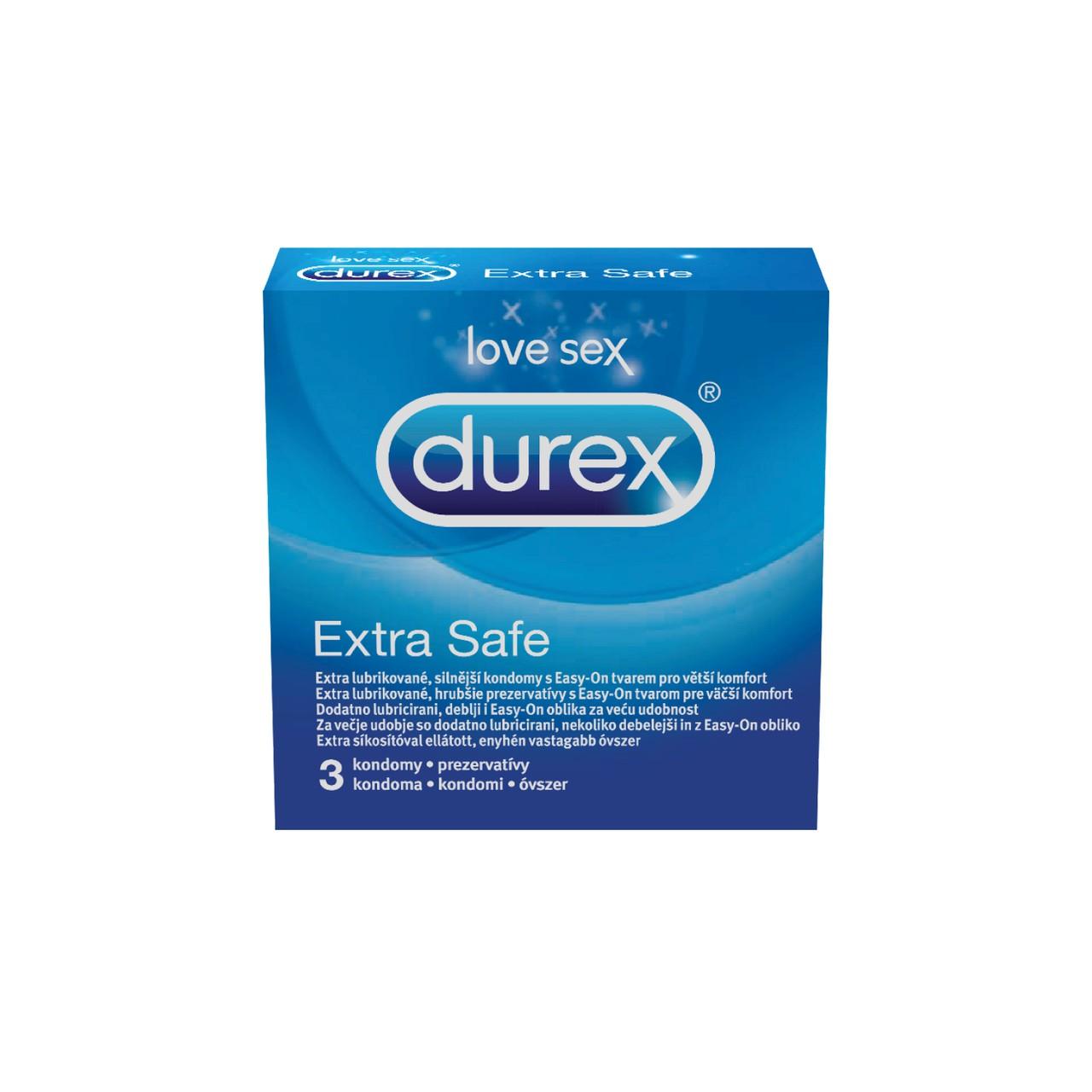 Durex | Extra Safe