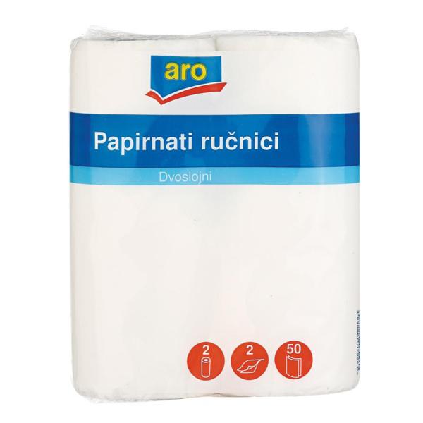Papirnati ručnici | Aro | 2/1