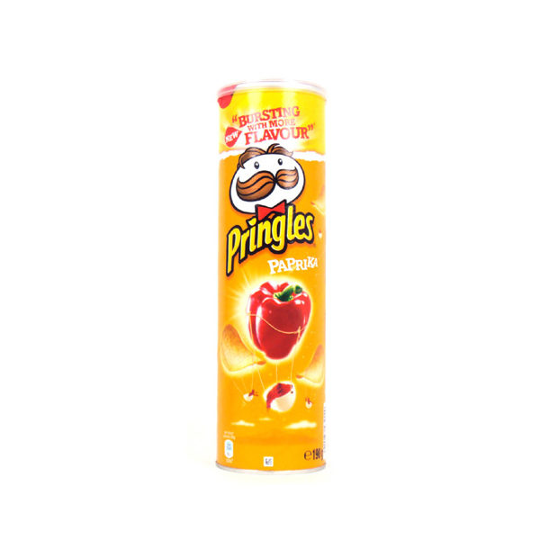 Pringles-Paprika-190g