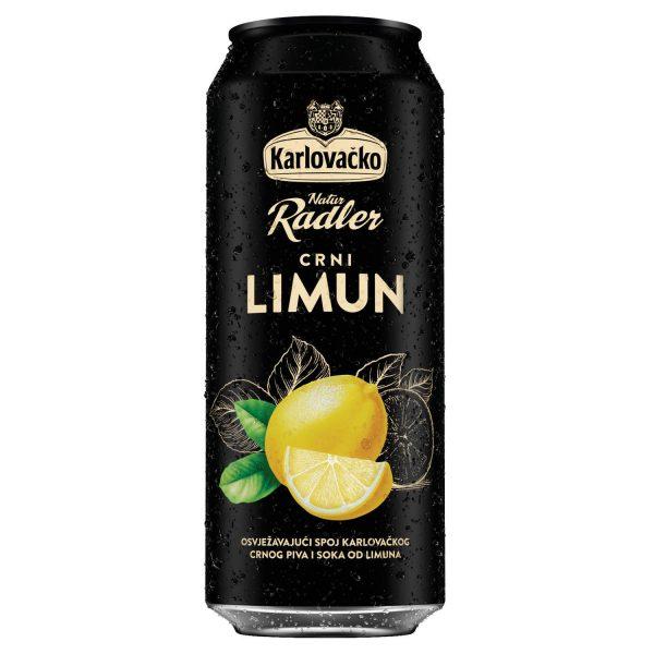 Karlovačko Radler Crni Limun